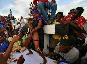 Haitian Voodoo Priests
