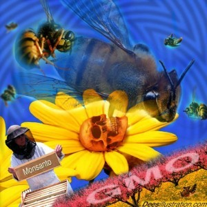 Monsanto, Bee apocalypse