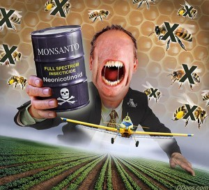 monsanto Contamination of Factory Workers