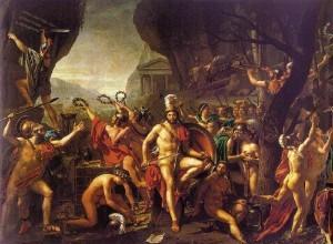 Aristodemus, Battle of Thermopylae