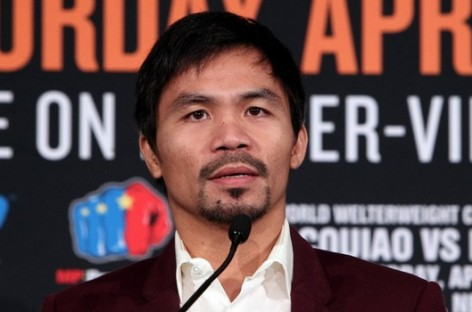 "Manny Pacquiao: Gays Are ""Worse Than Animals"""