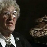 Millvina Dean, titanic survivor