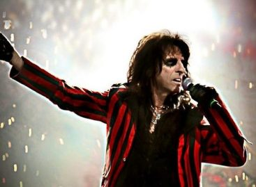 Alice Cooper, the Famous Rock Singer, Is Running for President