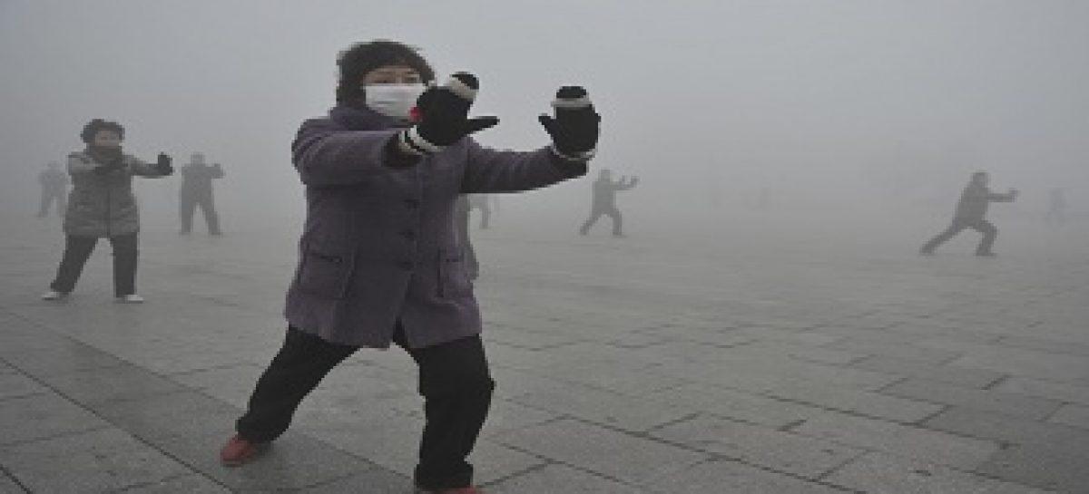 Air Pollution Causes 5.5 Million Deaths Each Year
