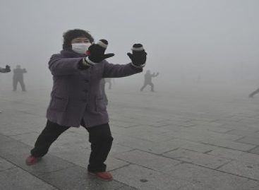 Air Pollution Causes 5.5 Million Deaths Each Year