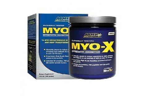 Myo-X, # 1 Myostatin Inhibitor Supplement