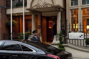 capital hotel, London