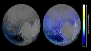 new Pictures of Pluto