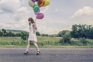 walking and stress