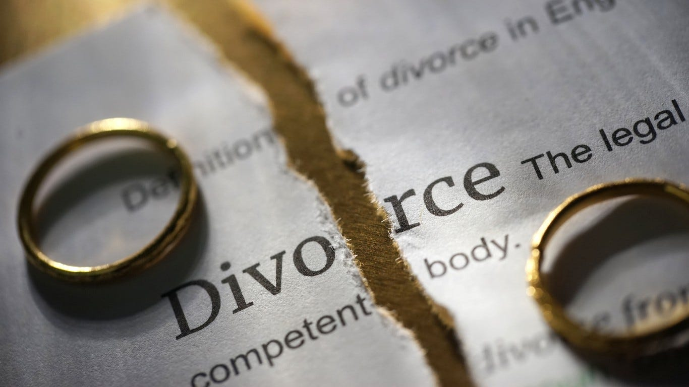 Objective of the Divorce